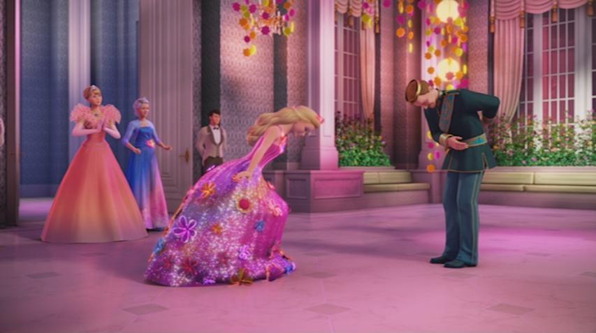 Bal royal traditionnel barbiep dia fandom powered by wikia - Barbie et la porte secrete film complet ...