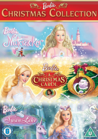 File:Barbie Christmas Collection.png