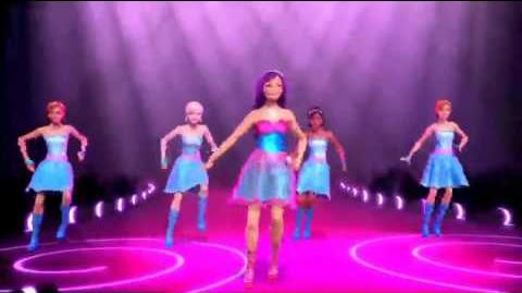 Barbie The Princess and the Popstar Second Trailer