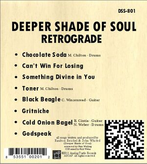 Deeper Shade of Soul - Retrograde