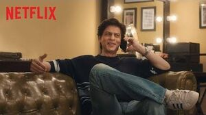 Shah Rukh Khan gets the offer of a lifetime Netflix