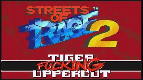 Streets of Rage 2 Review (Feat. Boku No Eruption)