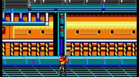 Master System Longplay 121 Streets of Rage