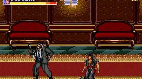 Streets of Rage Remake longplay - Mr. X and Shiva