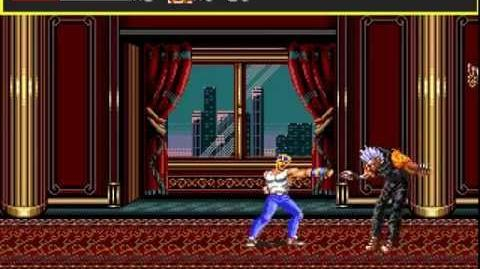 Mega Drive Longplay 322 Streets of Rage (a)