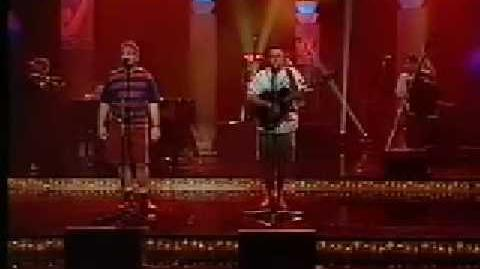 Barenaked Ladies First TV Appearance