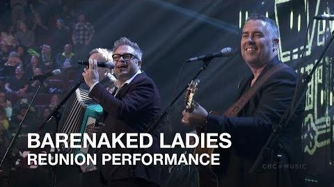 Barenaked Ladies Reunion Performance - Juno Awards 2018