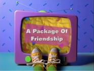 Apackageoffriendshiptitlecard