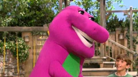 Barney Most Huggable Moments - Clip-0