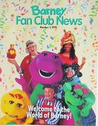 BarneyFanClubNewsNov1997