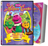 Barney - Mother Goose Collection DVD