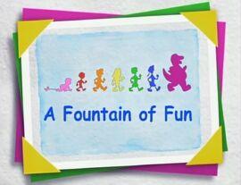 A Fountain of Fun!