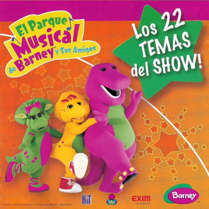 9. El Parque Musical de Barney y Sus Amigos (2004)