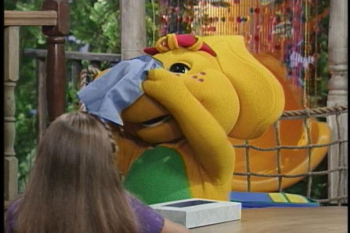 Keep Your Sneeze To Yourself Barney Wiki Fandom Powered By Wikia