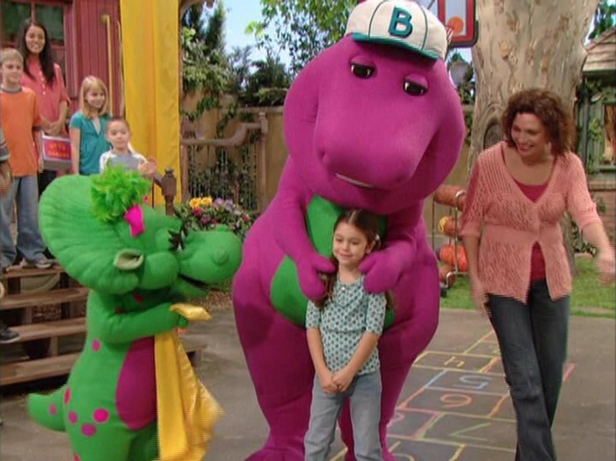 A Game for Everyone: A Sports Adventure | Barney Wiki | FANDOM ...