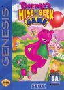 Barney's Hide and Seek Game