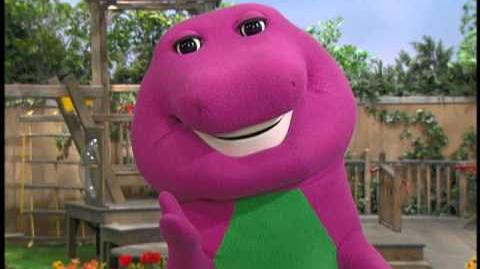 Barney This Is How I Feel-0