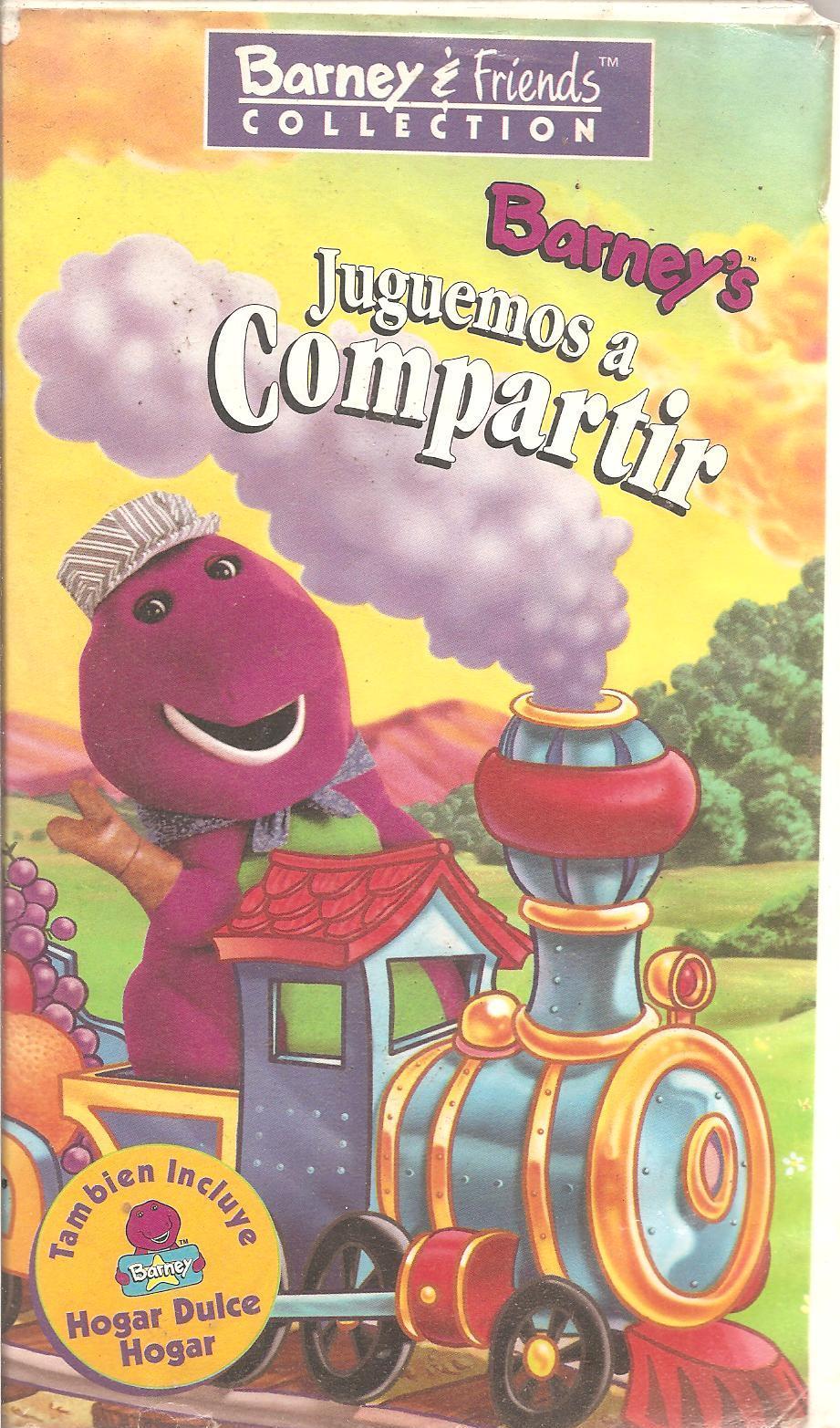 Barney S All Aboard For Sharing Barney Wiki Fandom