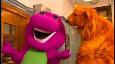 Video We Are Family Commercial Barney Wiki Fandom