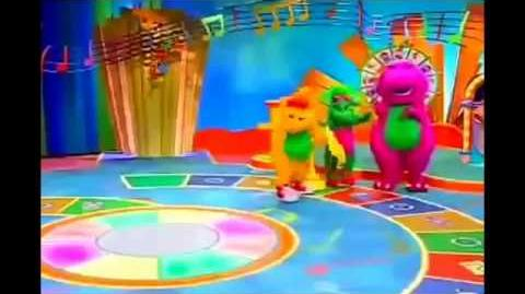 Barney- Can You Sing That Song? Trailer