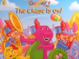 Barney's Great Adventure: The Chase is On!