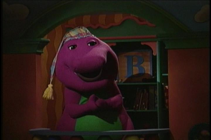 Barney S Pajama Party Barney Wiki Fandom Powered By Wikia