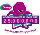 Barney's 25th Anniversary