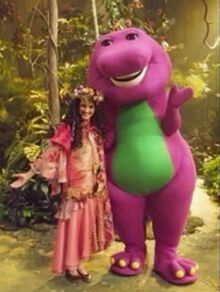 Barney & Mother Nature