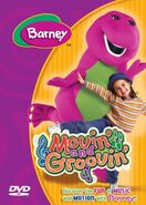 Movin' And Groovin' DVD