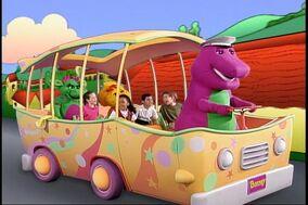 Barneysadventurebus