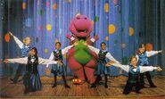 Barney Talent Show
