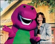Barney & Sheryl