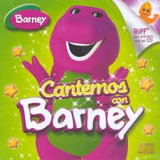 15. Cantemos con Barney (2008)