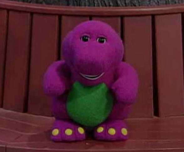 Image BarneyDollSpng Barney Wiki FANDOM Powered By Wikia - Barney and friends backyard gang doll