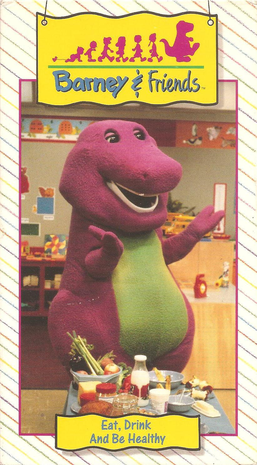 Barney Snackin On Healthy Food Song