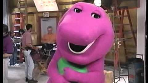 Barney's Great Adventure The Movie Teaser Trailer