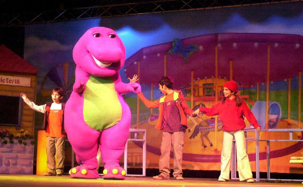 barney u0027s musical park barney wiki fandom powered by wikia