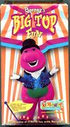 Barney's Big Top Fun