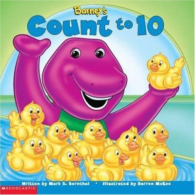 Barneys Count To 10 Barney Wiki Fandom Powered By Wikia