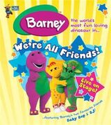 Barney's We're All Friends Show