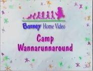 Camp Wannarunnaround