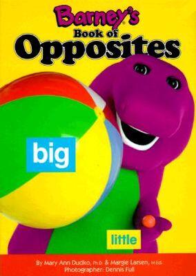 Barneysbookofopposites
