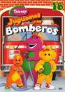 Barney Juguemos A Los Bomberos Region 4 Por Seba19 - dvd