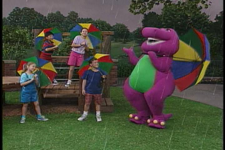 The Raindrop Song | Barney Wiki | FANDOM powered by Wikia