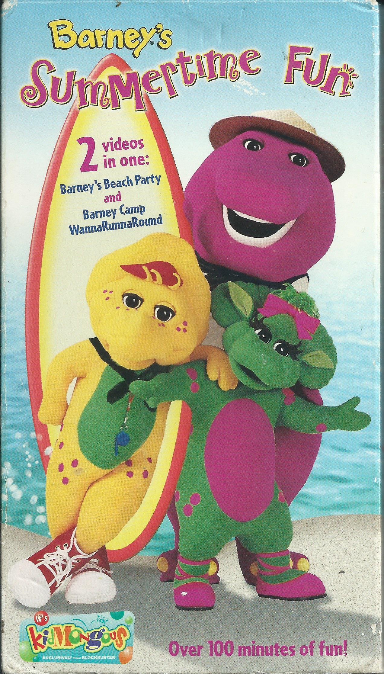 Barney S Summertime Fun Barney Wiki Fandom Powered By