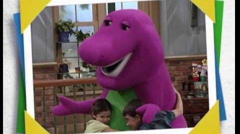 Barney This Is How I Feel - Clip