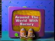 Around The World With Barney