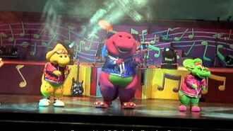 Barney Rocks! El Concierto en Vivo Promotional Trailer-0