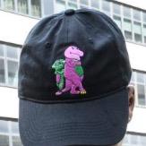 Barneybabybopspraygroundhat