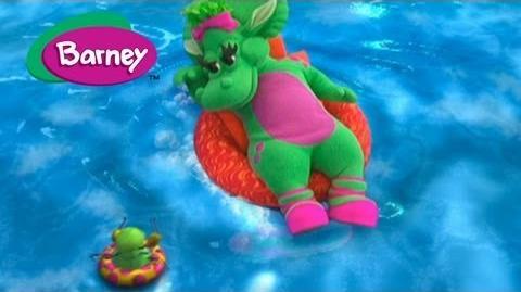 Barney- Itsy Bitsy Spider